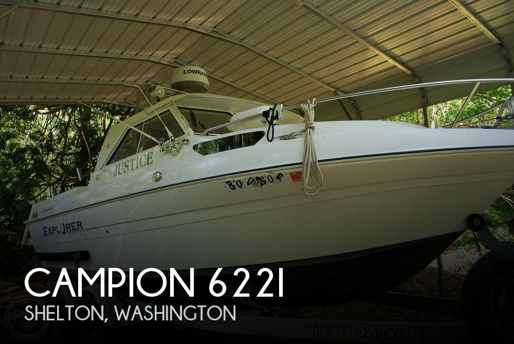 2005 Campion Explorer 622I - image 1
