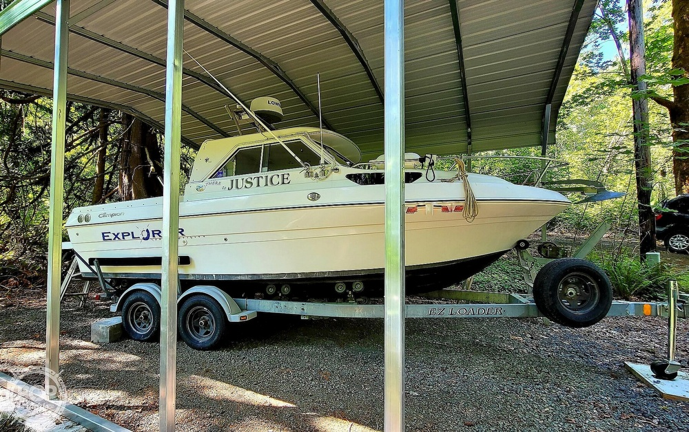 2005 Campion boat for sale, model of the boat is Explorer 622I & Image # 19 of 40