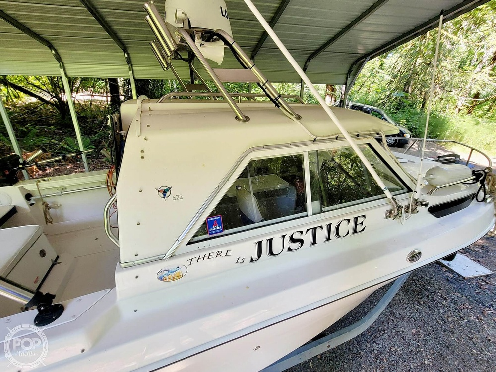 2005 Campion boat for sale, model of the boat is Explorer 622I & Image # 7 of 40