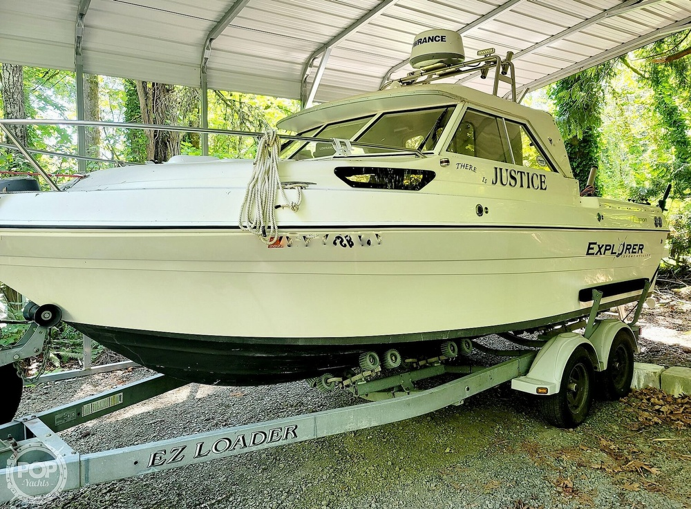 2005 Campion boat for sale, model of the boat is Explorer 622I & Image # 6 of 40
