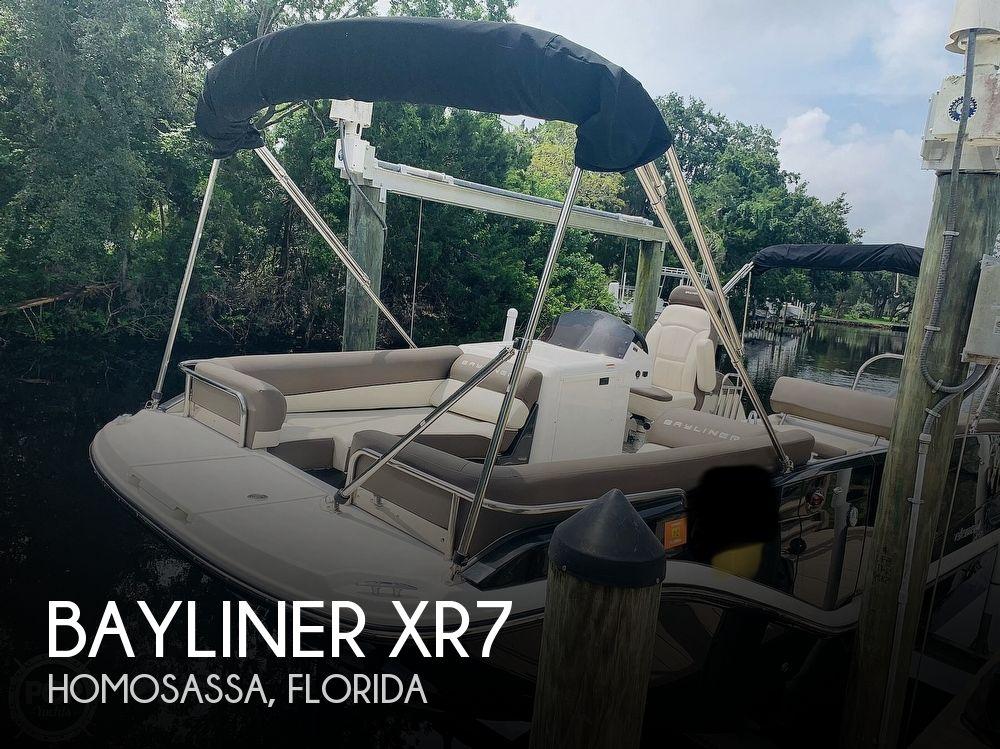 2020 BAYLINER ELEMENT XR7 for sale