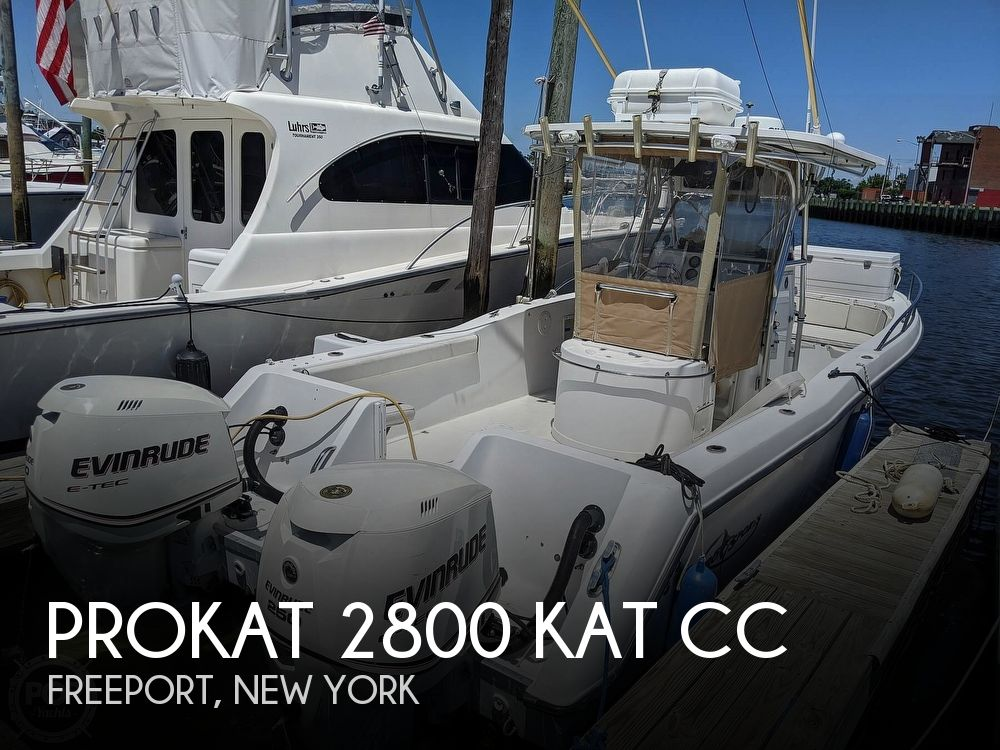 2002 ProKat 2860