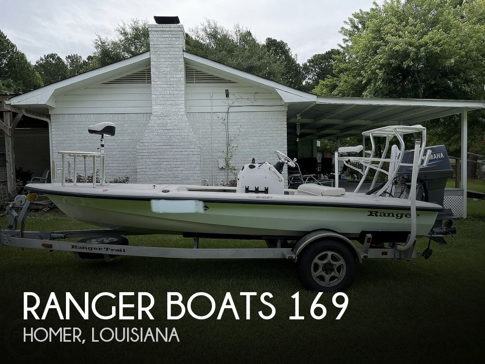 2006 Ranger Boats boat for sale, model of the boat is 169 Ghost & Image # 1 of 40