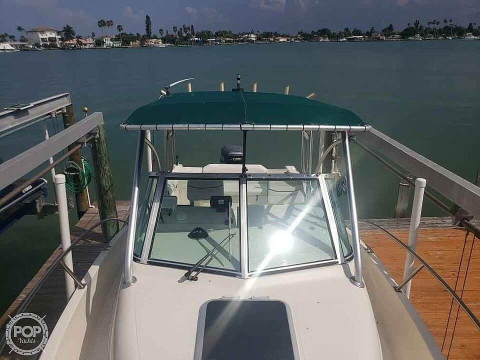 2000 Pursuit boat for sale, model of the boat is 2470 WA & Image # 4 of 40
