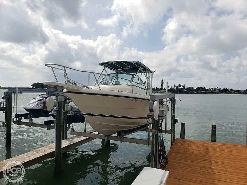 2000 Pursuit boat for sale, model of the boat is 2470 WA & Image # 2 of 40
