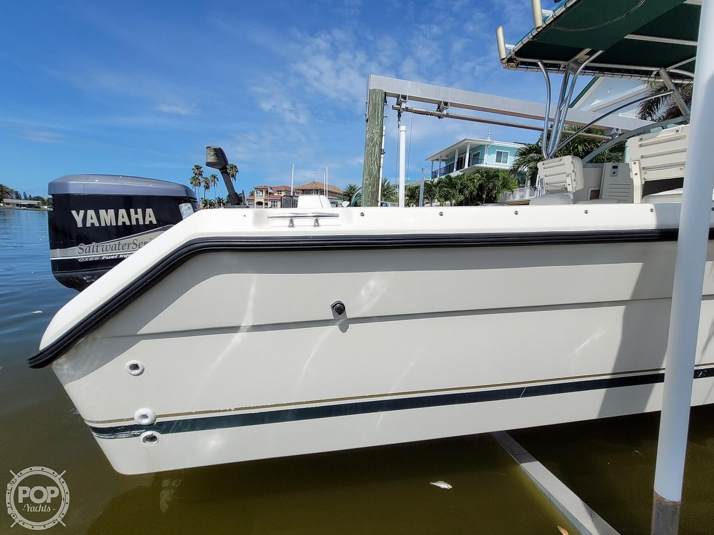 2000 Pursuit boat for sale, model of the boat is 2470 WA & Image # 14 of 40