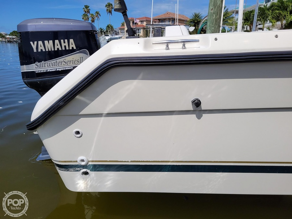 2000 Pursuit boat for sale, model of the boat is 2470 WA & Image # 15 of 40