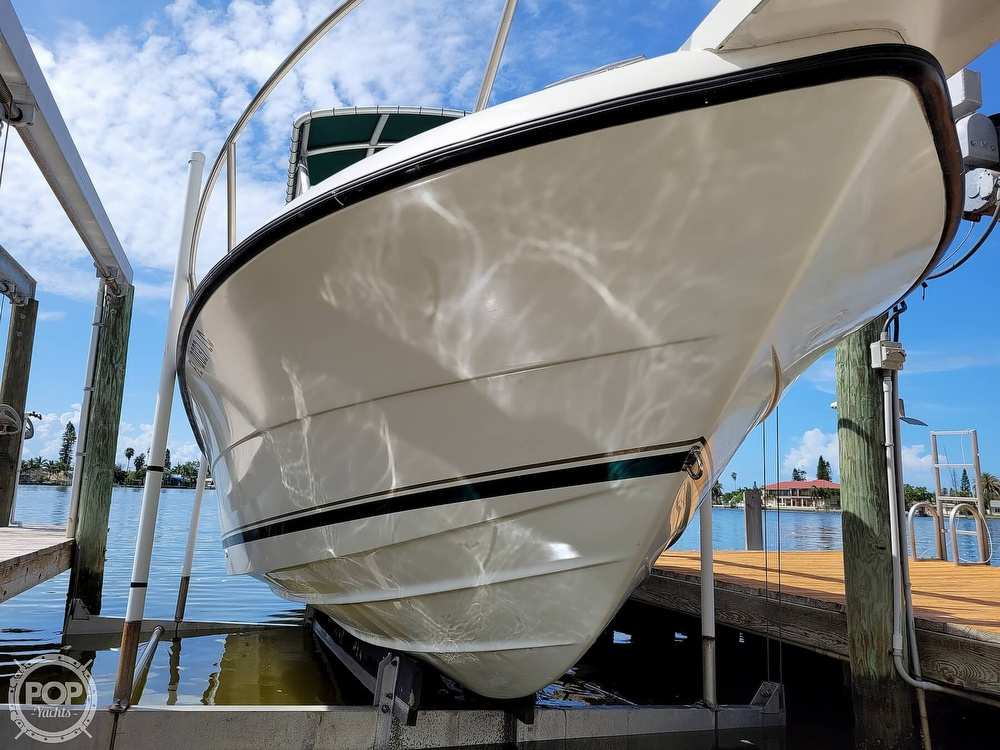 2000 Pursuit boat for sale, model of the boat is 2470 WA & Image # 27 of 40