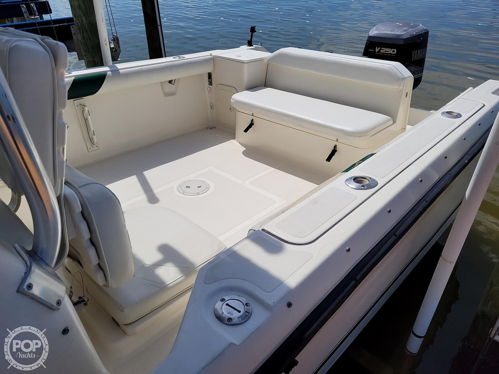 2000 Pursuit boat for sale, model of the boat is 2470 WA & Image # 32 of 40