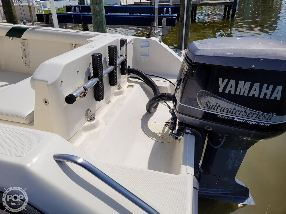 2000 Pursuit boat for sale, model of the boat is 2470 WA & Image # 38 of 40
