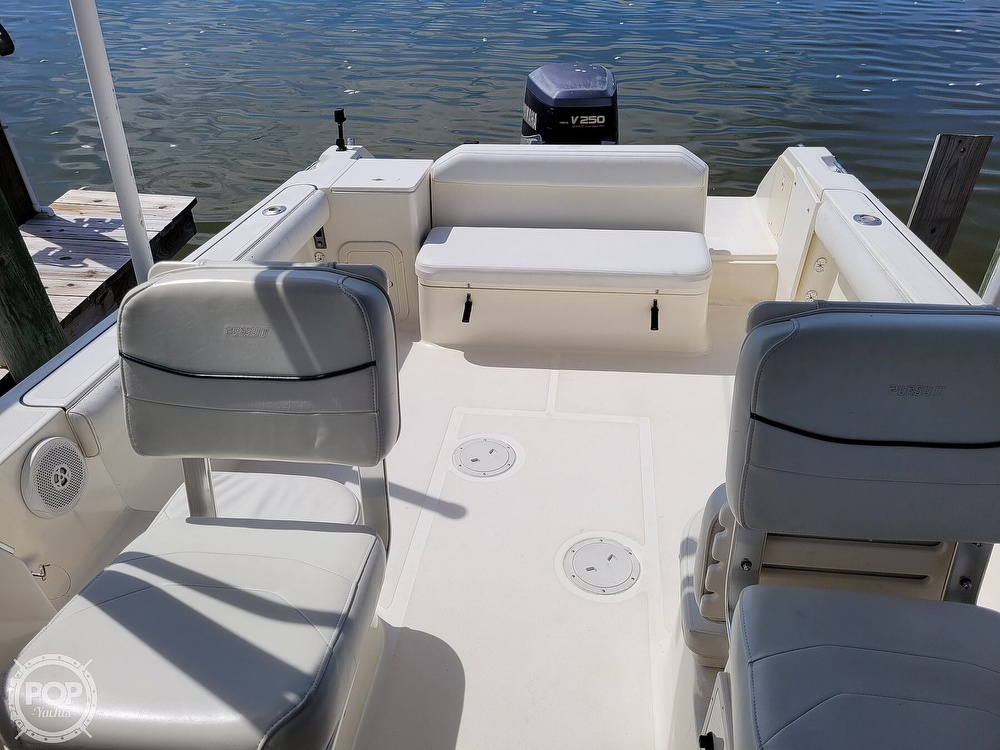 2000 Pursuit boat for sale, model of the boat is 2470 WA & Image # 40 of 40