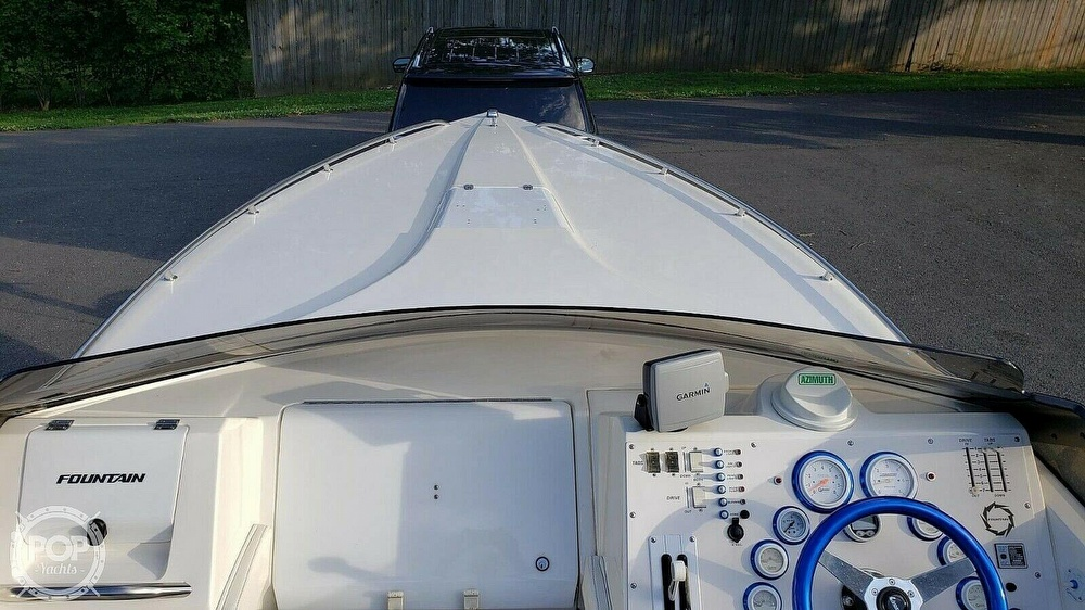 1998 Fountain boat for sale, model of the boat is Fever 27 & Image # 16 of 31