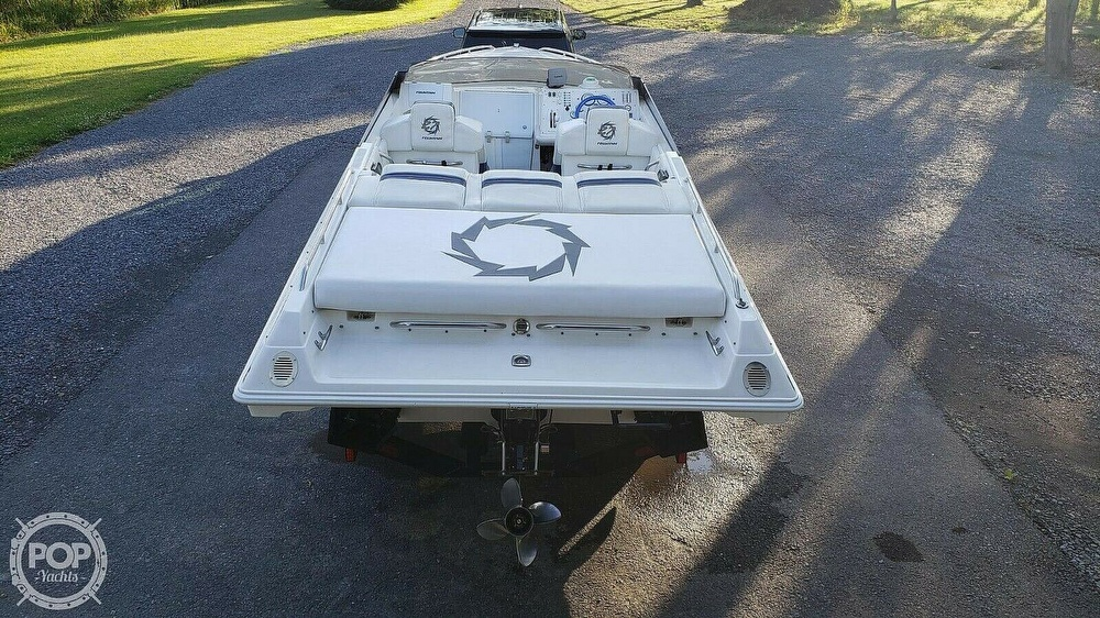1998 Fountain boat for sale, model of the boat is Fever 27 & Image # 8 of 31