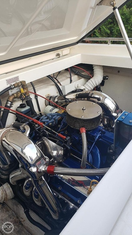 1998 Fountain boat for sale, model of the boat is Fever 27 & Image # 22 of 31