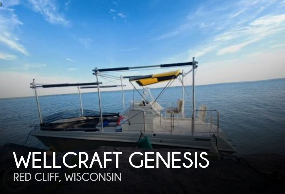 Used Power boats For Sale in Duluth, Minnesota by owner | 1990 20 foot Wellcraft Genesis