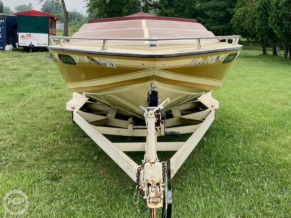 1978 Sleekcraft boat for sale, model of the boat is Ambassador 26 & Image # 11 of 17