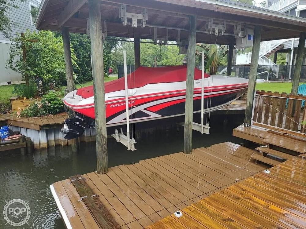 2010 Checkmate boat for sale, model of the boat is 275 ZT & Image # 2 of 40