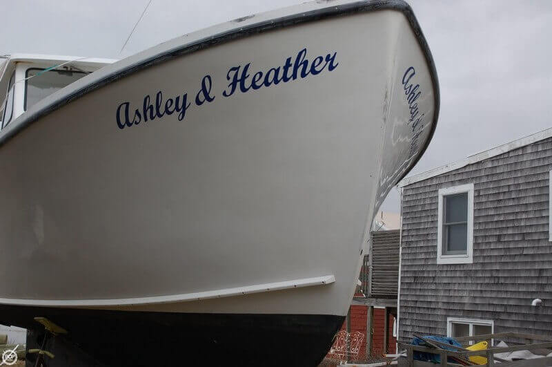 1996 Nauset boat for sale, model of the boat is 42 & Image # 2 of 40