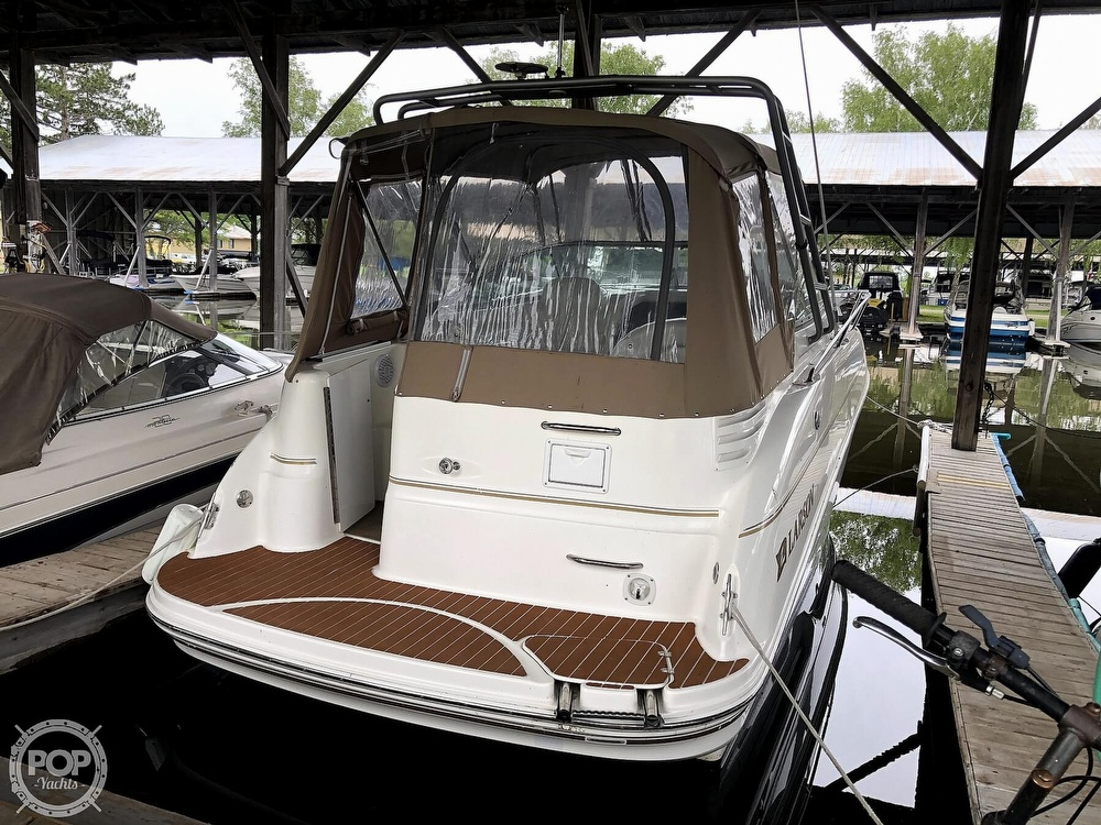 2002 Larson boat for sale, model of the boat is 274 Cabrio & Image # 2 of 40
