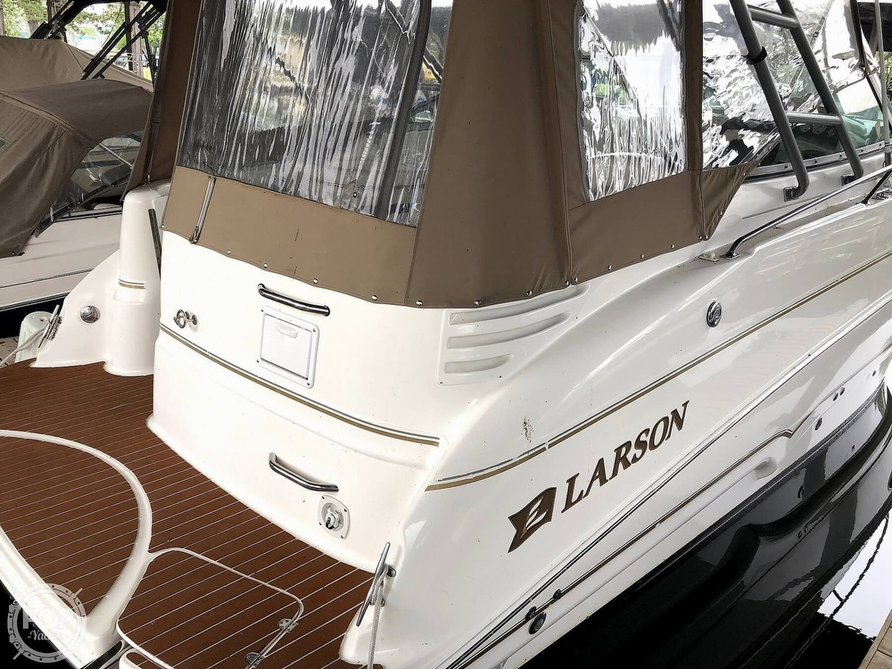 2002 Larson boat for sale, model of the boat is 274 Cabrio & Image # 3 of 40