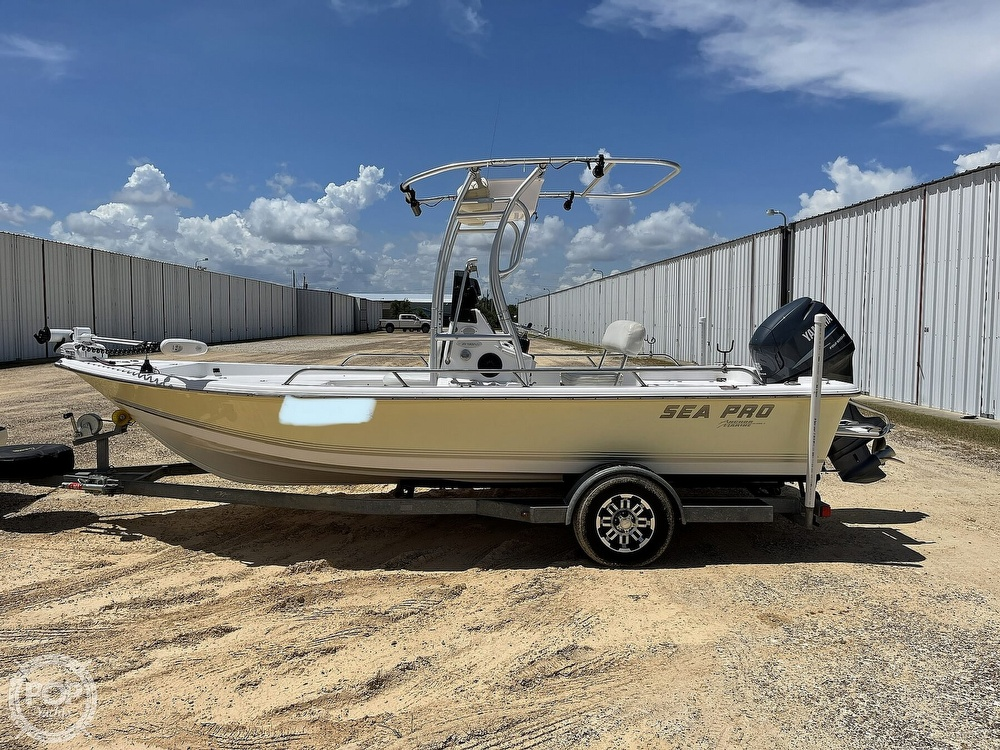 2004 Sea Pro boat for sale, model of the boat is SV 1900 CC & Image # 6 of 40
