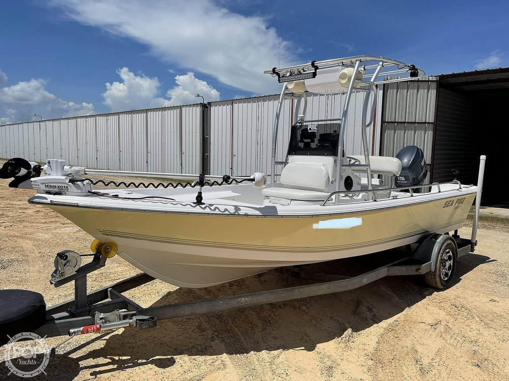 2004 Sea Pro boat for sale, model of the boat is SV 1900 CC & Image # 7 of 40