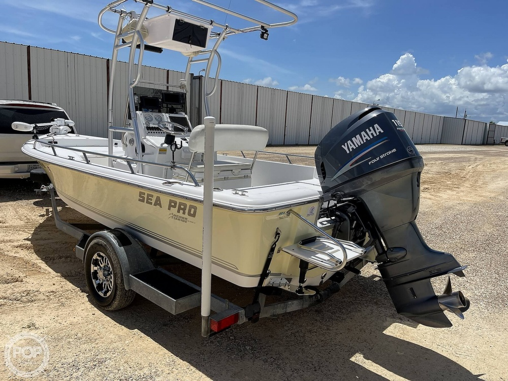 2004 Sea Pro boat for sale, model of the boat is SV 1900 CC & Image # 8 of 40