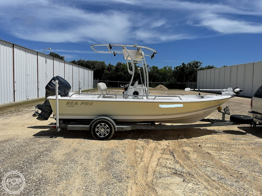 2004 Sea Pro boat for sale, model of the boat is SV 1900 CC & Image # 10 of 40