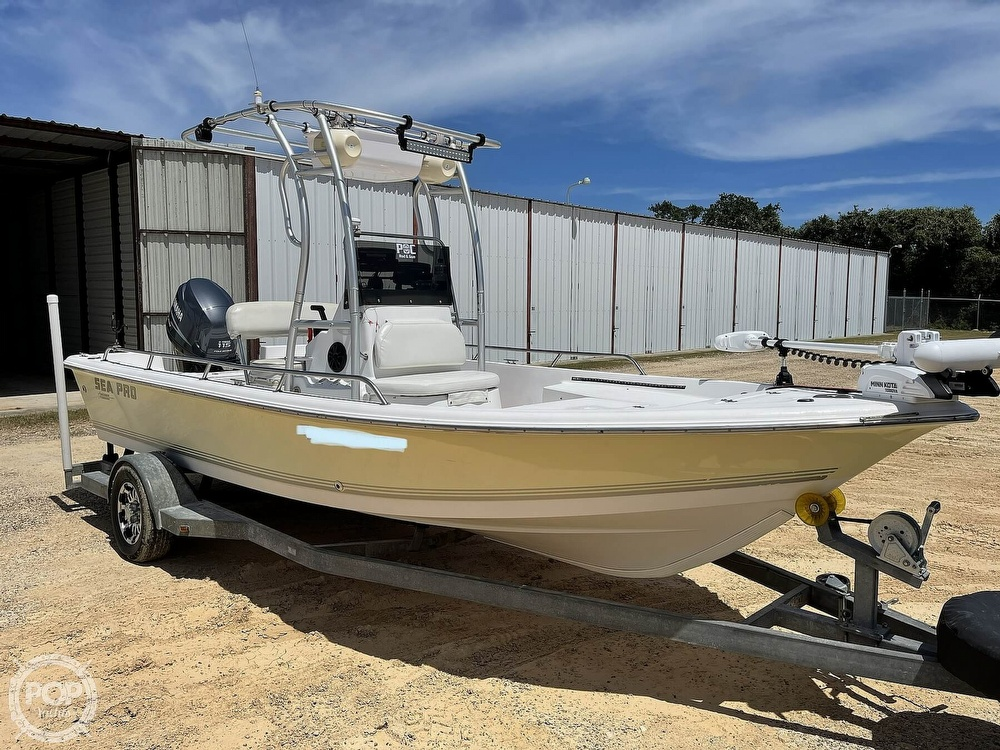 2004 Sea Pro boat for sale, model of the boat is SV 1900 CC & Image # 11 of 40