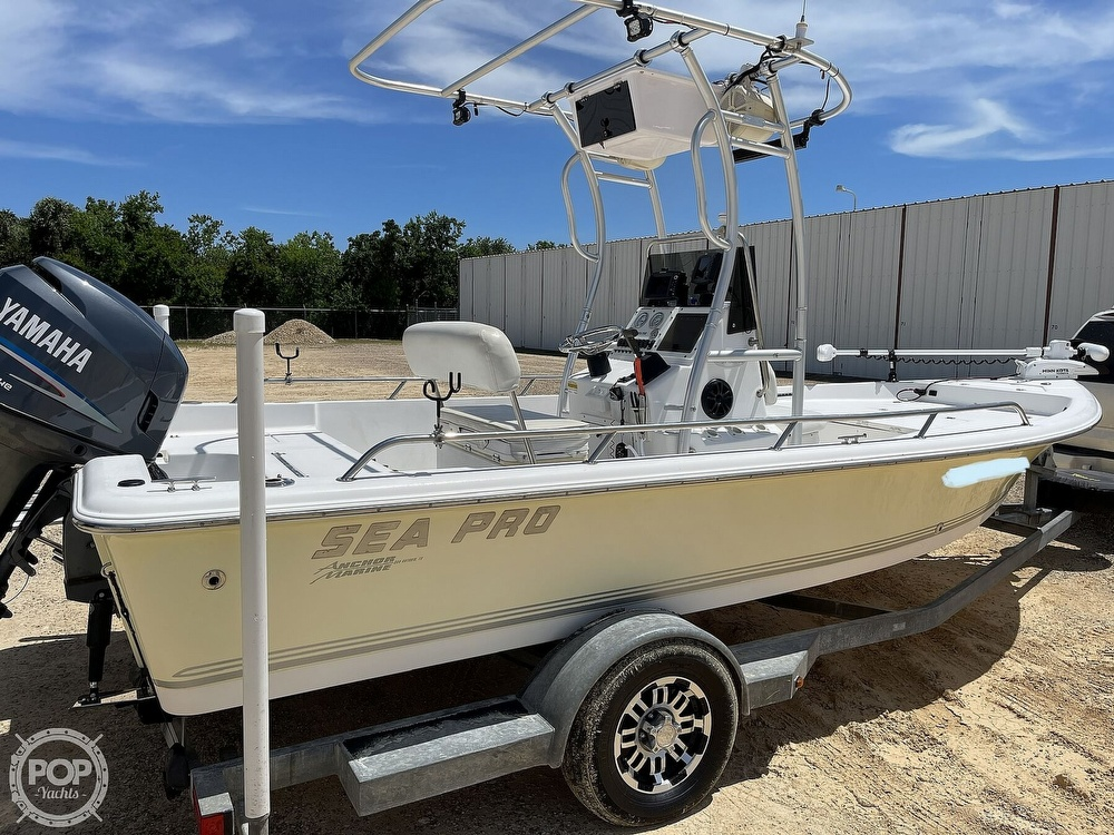 2004 Sea Pro boat for sale, model of the boat is SV 1900 CC & Image # 12 of 40