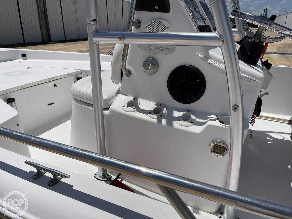2004 Sea Pro boat for sale, model of the boat is SV 1900 CC & Image # 24 of 40