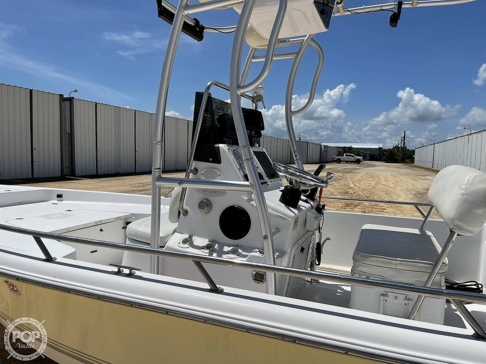 2004 Sea Pro boat for sale, model of the boat is SV 1900 CC & Image # 26 of 40