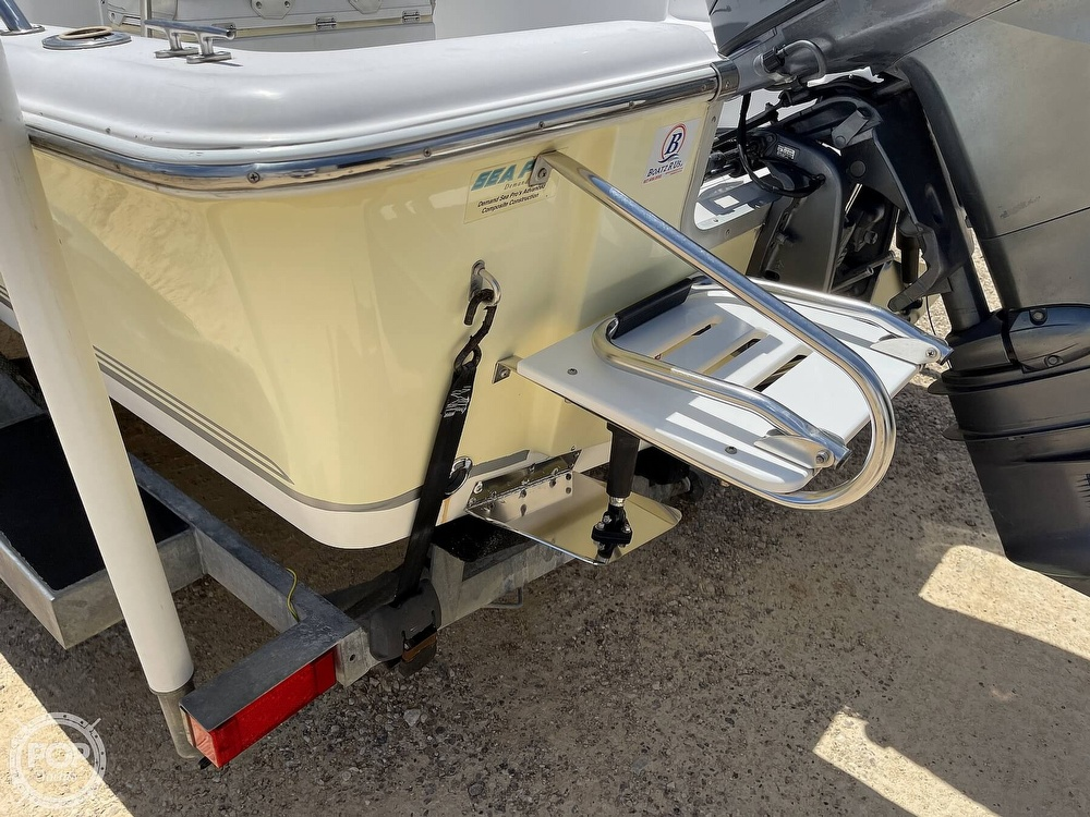 2004 Sea Pro boat for sale, model of the boat is SV 1900 CC & Image # 28 of 40