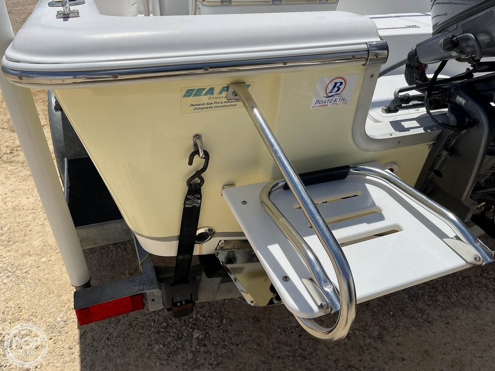 2004 Sea Pro boat for sale, model of the boat is SV 1900 CC & Image # 29 of 40