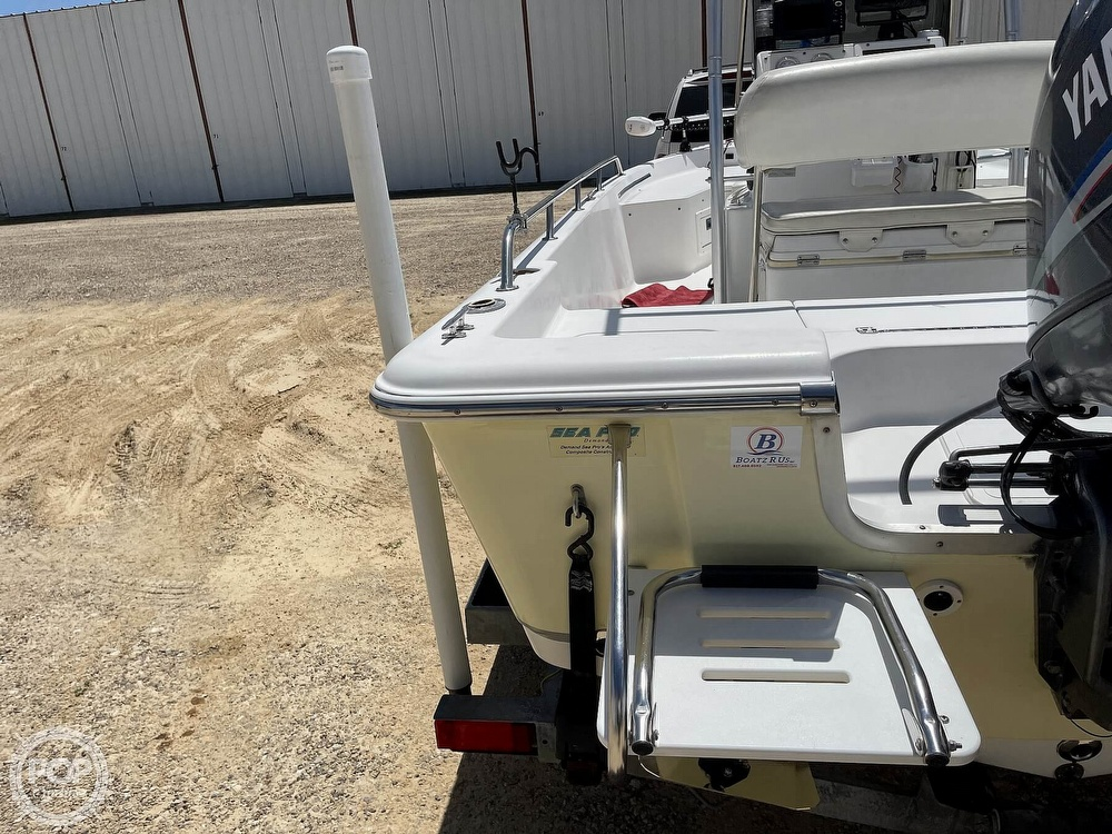 2004 Sea Pro boat for sale, model of the boat is SV 1900 CC & Image # 38 of 40