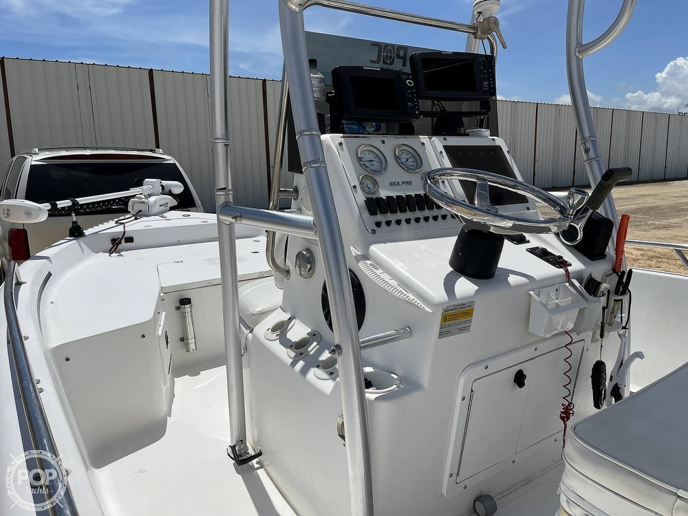 2004 Sea Pro boat for sale, model of the boat is SV 1900 CC & Image # 39 of 40