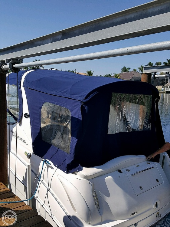 2005 Sea Ray boat for sale, model of the boat is 280 Sundancer & Image # 32 of 40