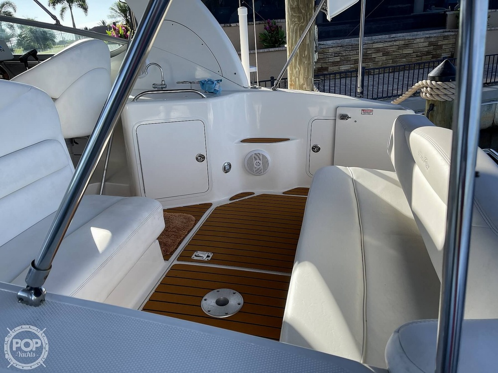 2005 Sea Ray boat for sale, model of the boat is 280 Sundancer & Image # 25 of 40