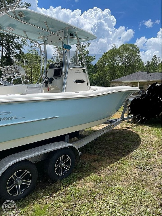 2014 Pioneer boat for sale, model of the boat is 222 Sportfish & Image # 25 of 40