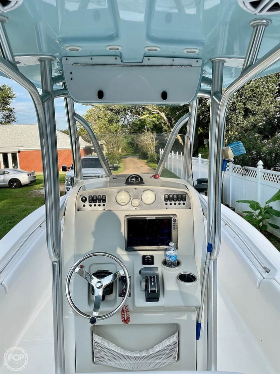 2014 Pioneer boat for sale, model of the boat is 222 Sportfish & Image # 6 of 40