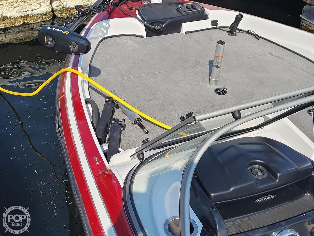 2019 Nitro boat for sale, model of the boat is Z19 Sport & Image # 24 of 40