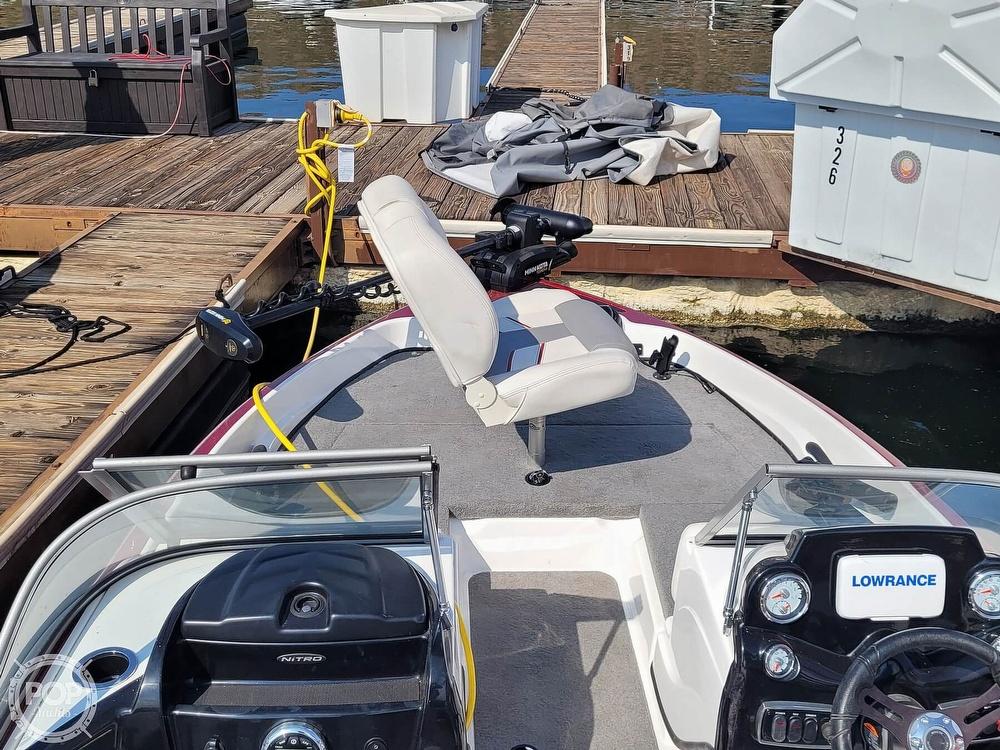 2019 Nitro boat for sale, model of the boat is Z19 Sport & Image # 27 of 40