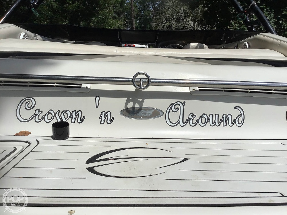 2001 Crownline boat for sale, model of the boat is 225 LPX & Image # 25 of 40