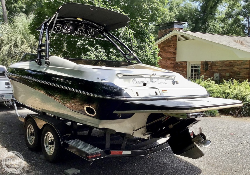2001 Crownline boat for sale, model of the boat is 225 LPX & Image # 27 of 40