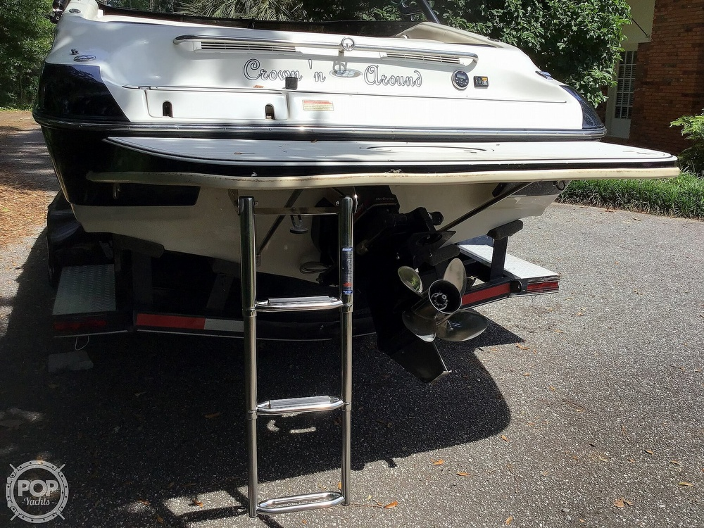 2001 Crownline boat for sale, model of the boat is 225 LPX & Image # 30 of 40