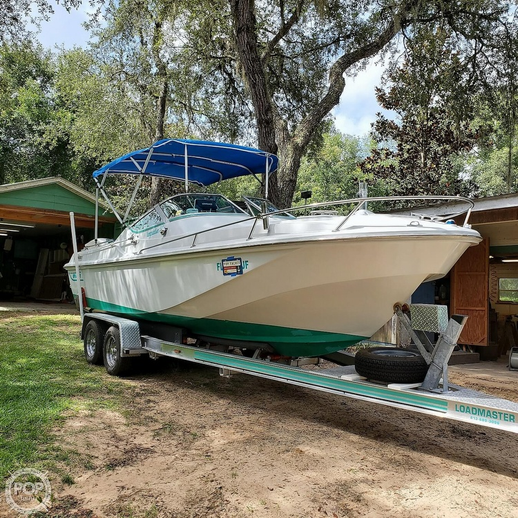 1987 Boston Whaler boat for sale, model of the boat is 2200 Temptation MPFI & Image # 19 of 40