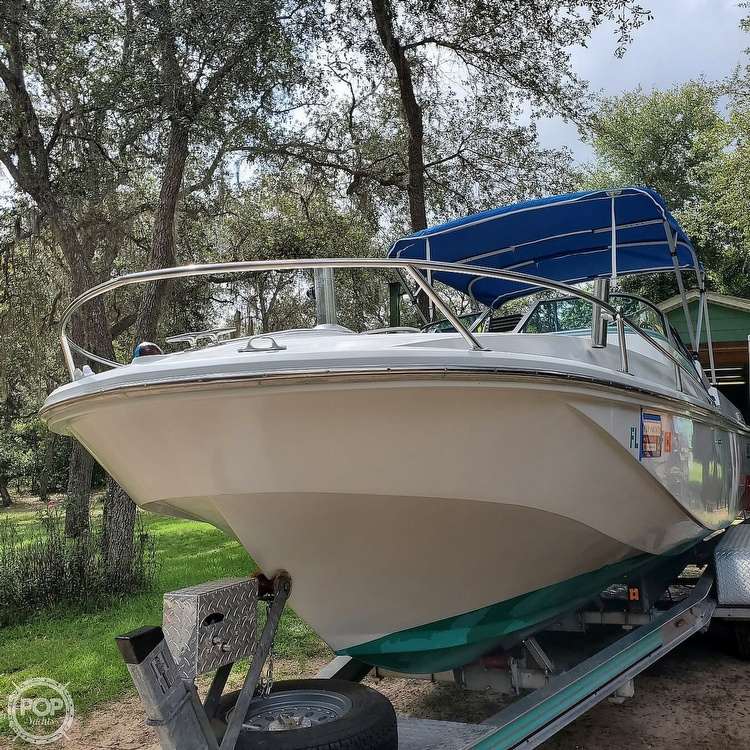 1987 Boston Whaler boat for sale, model of the boat is 2200 Temptation MPFI & Image # 22 of 40