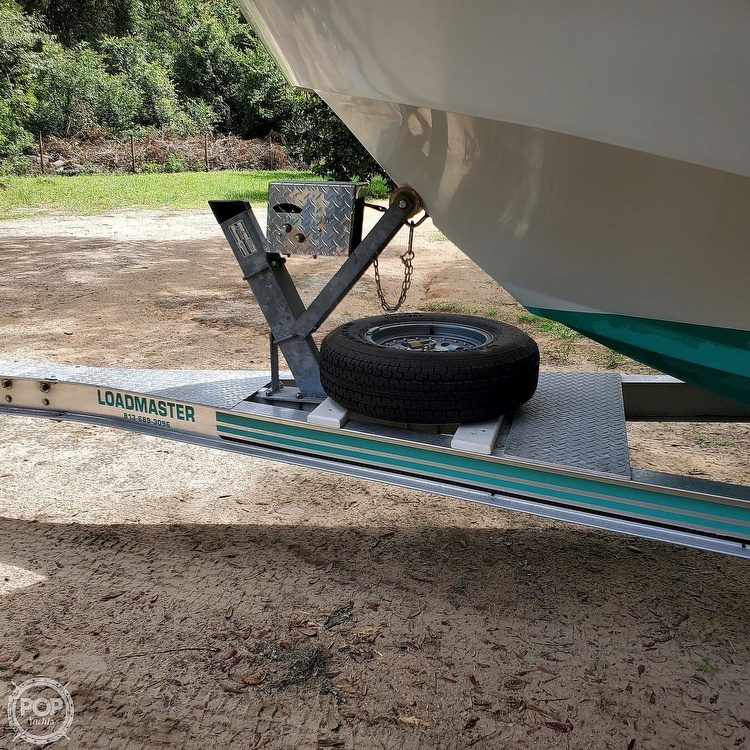 1987 Boston Whaler boat for sale, model of the boat is 2200 Temptation MPFI & Image # 25 of 40
