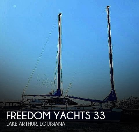 1982 Freedom Yachts boat for sale, model of the boat is Cat Ketch 33 & Image # 1 of 40