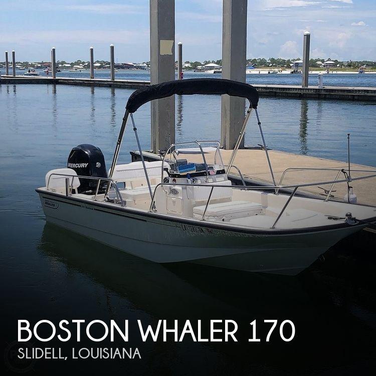 Used Boston Whaler Montauk Boats For Sale by owner   2007 Boston Whaler Montauk 170